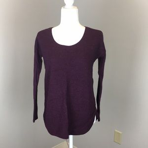 Cynthia Rowley Ultrafine Merino Wool Sweater (L)